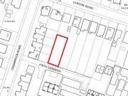 Won on appeal: two semi-detached dwellings in Newtown, Poole