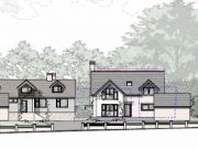 Won on appeal: new detached dwelling in the New Forest National Park