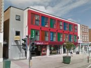 Approved: change of use from gym to ten flats in Southbourne, Dorset