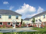 Approved: development of six new houses in Weymouth