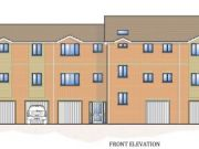 Approved: block of six flats with associated garages in Canford Heath, Poole