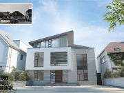 Approved: contemporary replacement house near Poole Park