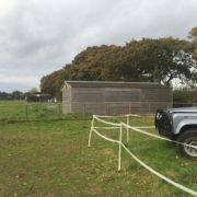 Approved: barn and stables near Sway in the New Forest National Park