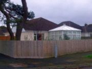 Won on appeal: consent for conservatory and fence in Barton-on-Sea, Hampshire