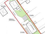 Won on appeal: detached dwelling on a backland plot split in Christchurch, Dorset
