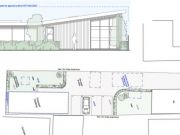 Won on appeal: demolition of garage and erect detached bungalow on a backland plot in Newtown, Poole