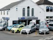 Approved: expansion of motor dealership forecourt in Ringwood