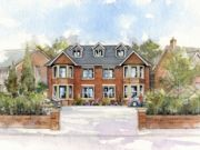 Approved: eight luxury apartments in Broadstone, Dorset