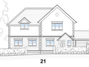 Approved: demolition of bungalow and erection of two semi-detached homes in Elgin Road, Poole