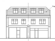 Approved: roof extension to house two new flats on Christchurch Road, Bournemouth