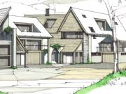 Approved: two detached dwellings on garden land in Lower Parkstone, Poole