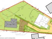Approved: subdivision of garden and new detached bungalow in St Ives, Dorset