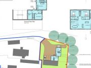 Won on appeal: two new holiday cottages in the green belt at Lychett Matravers, Dorset