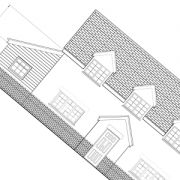 Approved: extensions to house under construction and outbuilding near New Alresford, Winchester