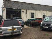 Approved: retrospective consent for change of use of industrial to vehicle breakers and repairs at Piddlehinton