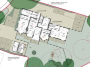 Approved: conversion of care home to eight dwellings at West Parley, Dorset