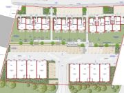 Approved: mixed-use development of 8 houses, 10 flats and 8 commercial units in Bournemouth