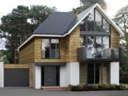 Approved: plot split to form new dwelling in Branksome Park Conservation Area, Poole