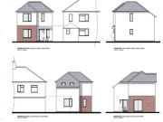Won on appeal: new detached dwelling following demolition of side extension in Bournemouth