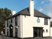 Approved: conversion of pub to shop and flats in Harston near Cambridge