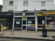 Approved: external stairwell and conversion of upper floors to two flats in Southampton