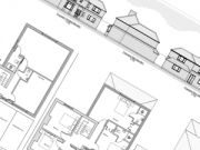 Approved: large extension to more than double the floor area of house in Poole