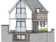 Approved: replacement dwelling in the Knole Road Conservation Area in Bournemouth