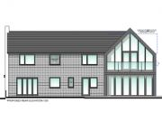 Approved: alterations, extensions and remodelling of an existing dwelling in Verwood, Dorset