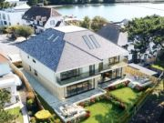 Approved: two semi-detached houses in Poole Park Conservation Area