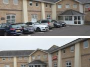 Approved: alterations to office building due for residential conversion in Sherborne, Dorset