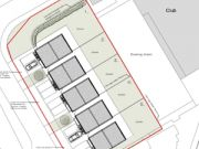 Approved: five new houses at Wellworthy Sports and Social Club, Weymouth