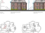 Approved: 5 flats in Queens Park, Bournemouth
