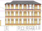 Approved: 4-storey, 18-bed student accommodation scheme in Bournemouth town centre