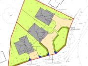 Approved: 3 detached dwellings in Parkway Drive, Bournemouth