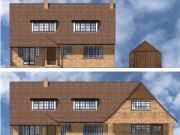 Won on appeal: extensions to   house in the South East Dorset Green Belt