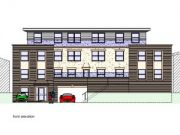 Approved: mixed use development of 9 flats/office space on Southcote Road, Bournemouth