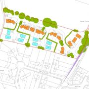 Approved: outline permission for 27 houses on land at Okeford Fitzpaine