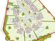 Approved: ten houses on  vehicle scrapyard site in rural Kent