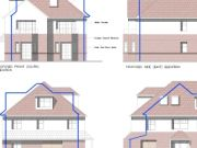Approved: three storey block of 6 flats on Talbot Road, Bournemouth