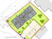 Approved: block of fourteen flats in Shirley, Southampton