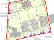 Approved: 4 detached dwellings in Northbrook Road, Broadstone