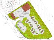 Won on appeal: development of caravan sales site near Southampton