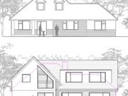 Won on appeal: extensions to Green Belt house at St Leonards, Dorset
