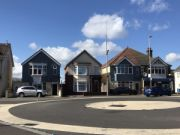 Approved: change of use of guesthouse to two houses in Poole
