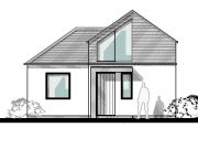Approved: plot severance with new house in Winton, Bournemouth