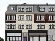 Approved: 6 flats in Exeter Road, Bournemouth