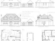 Won on appeal: roof extensions to house in Chandlers Ford