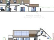 Approved: single storey house extension in the New Forest National Park
