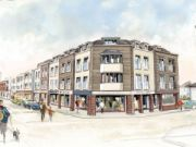 Approved: mixed-use scheme of 22 flats and 4 retail units on Holdenhurst Road, Bournemouth