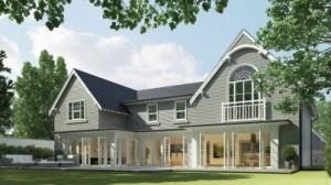 Ferndown new house